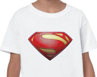 Gifts Age 1-13yrs Flash Batman Superhero Rip T-shirt Printed Kids Birthdays