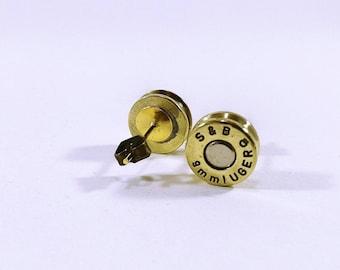 Casings 9mm earrings