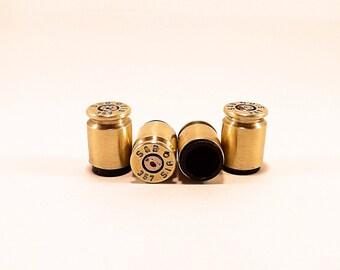 Wheel valve caps