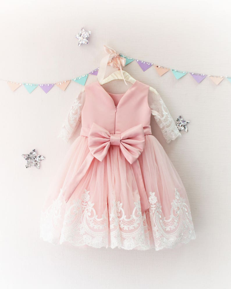 ee41e668b7 Girl dress pink tutu dress for girls tutu dress for baby tutu dress kids  tutu dress toddler girl dress size 1 2 3 4 5 6 7 8 9 10 24 months