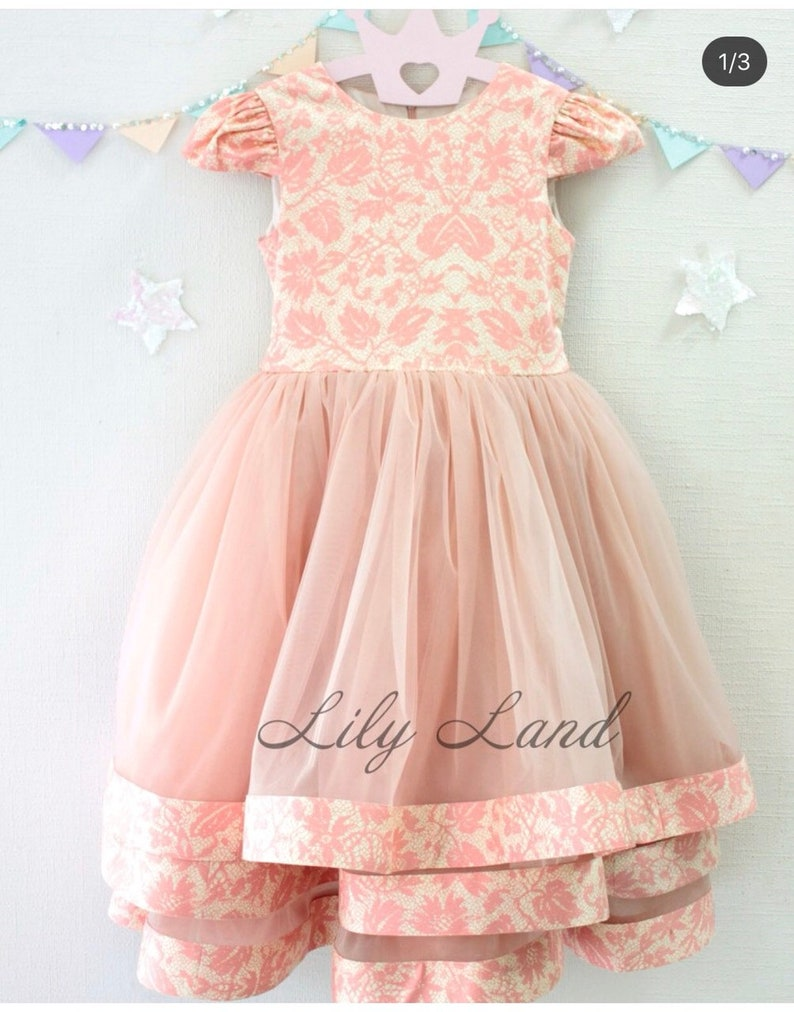 76eed043e0a Flower Girl Dresses Size 6 7 - Gomes Weine AG