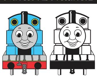 8bb8b5306d Train Svg, Train Vector, Train Clipart