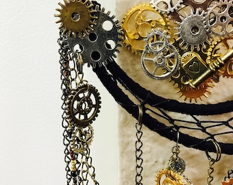Steampunk Dream Catcher