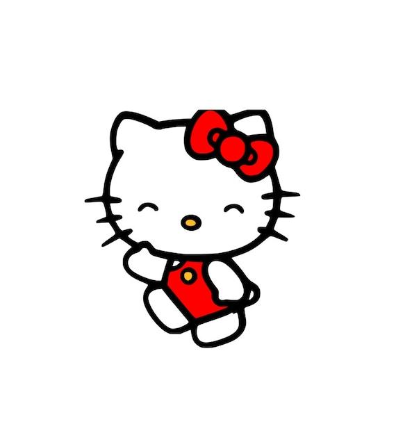 Download Cute hello kitty svg file svg cricut silhouette cut file ...