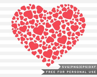 Free Heart Svg Etsy