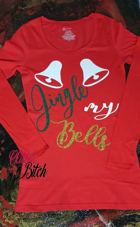 9aedc1415 adult christmas tree bling t shirt. christmas is coming adult dt t ...