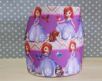 Ribbon grosgrain Princess Sofia 89 meter