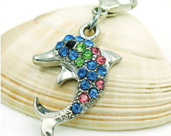 Dolphin Charms pendant