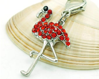 Flamingo Charms pendant