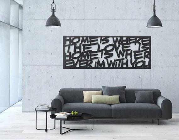 Metal Wall Art Living Room, Contemporary Metal Wall Art For Living Room