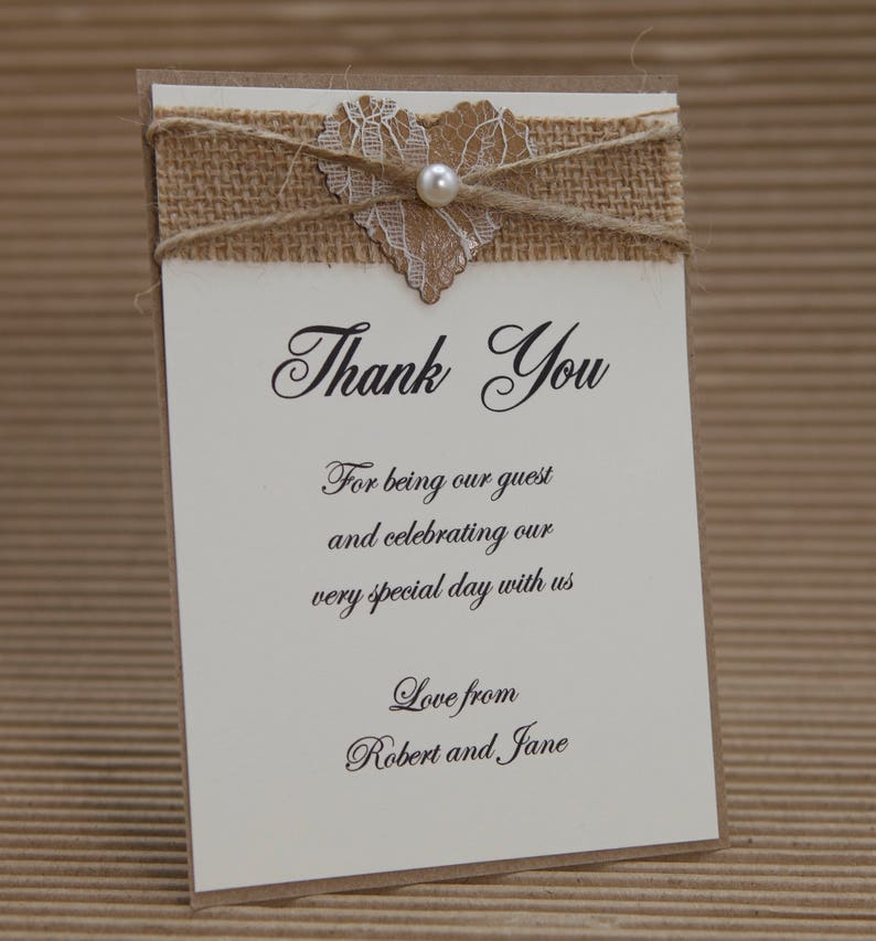 Burlap /& Lace Rustic When I Tell You I Love You Wedding Sign Print