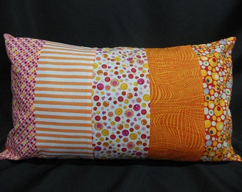 """Collection """"lemonade"""", rectangle Cushion cover, 5 bands (C309R)"""