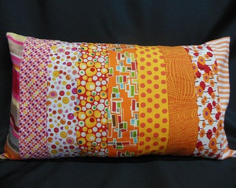 """Collection """"lemonade"""", rectangle Cushion cover, 9 bands (C310R)"""