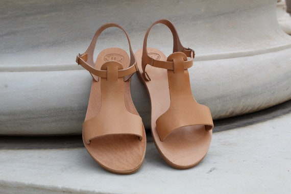 Roman Womens sandals sandals Greek Women natural sandal sandals leather sandals Classic Greek leather Ancient leather grecian sandals FRBxq0
