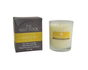 Medium Tumbler Candle - Lemongrass & Lavender