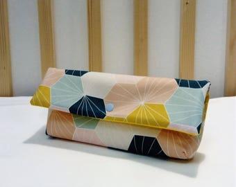pouch pattern, purse, clutch, colorful pouch, colorful pouch, Pouch Pocket
