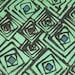 PAM MCFARLANE reviewed Malyasian Batik Textile Yardage - Jewel Squares Batik
