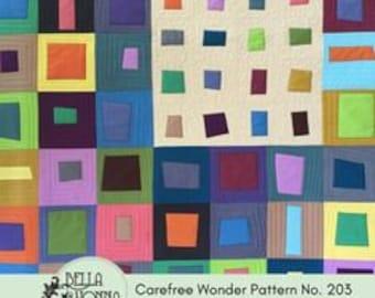 Carefree Wonder Pattern by Belle Nonna