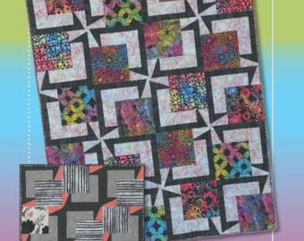 BQ 5 Quilt Pattern by Maple Island Quilts Inc.