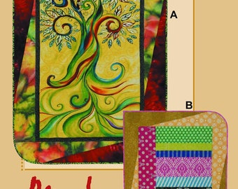 Diva Quilt Pattern by Maple Island Quilts Inc.