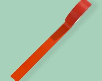 Tomato Washi Tape 15mm