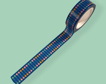 Phospholipid Bilayer Washi Tape 15mm
