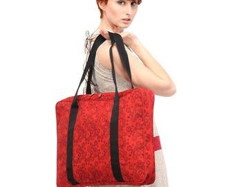 """Bag """"Designer"""" Red Angel"""