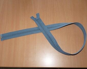 Total length 78 cm Blue jean zip zipper