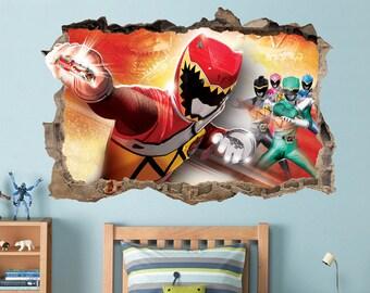 Power Rangers ...