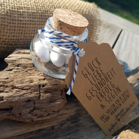 Guest Gift Wedding Almonds Hochzeitsdeko Vintage Deco Boho Etsy