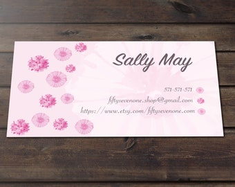 Cute Business Cards Etsy