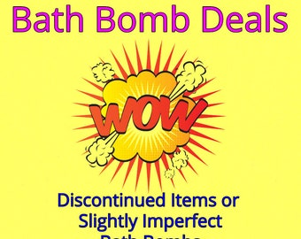 Imperfect, Discontinued, or Overstock Clearance Deal