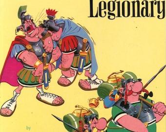 Asterix the Legionary Goscinny Uderzo Dargaud 1981 018704603a
