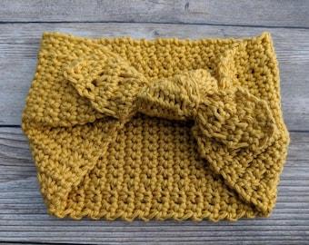 Adanya Warmer, Crochet Warmer, Ear Warmer, Baby Ear Warmer, Baby Gift, Baby Shower Gift
