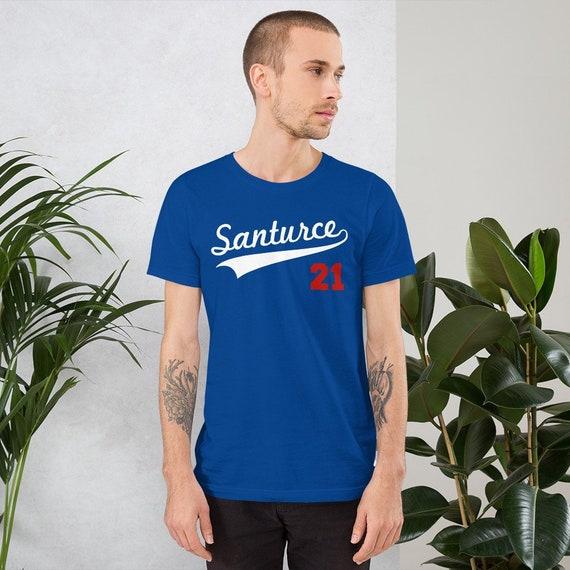 best service 6bb38 0d4cb Unisex Men Women Puerto Rico Shirt Santurce 21 Shirt Puerto Rico Baseball  Shirt Roberto Clemente Shirt Santurce Shirt La Placita Shirt