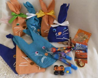 Easter Bunny pouch and surprises