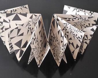 Jazz origami