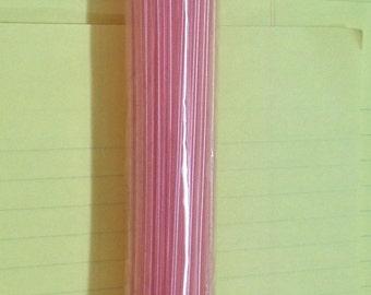 Plastic Lucky Straw Star