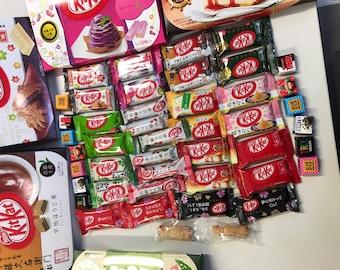 Japan KitKat Rare Flavor set 50pcs Gift Box