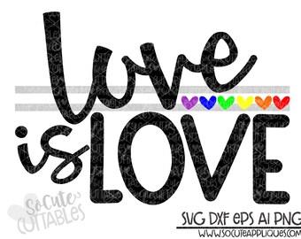 Valentine/'s Day gay pride Valentine/'s Day clipart rainbow hearts svg love rainbow heart SVG SoCuteCuttables valentines day svg
