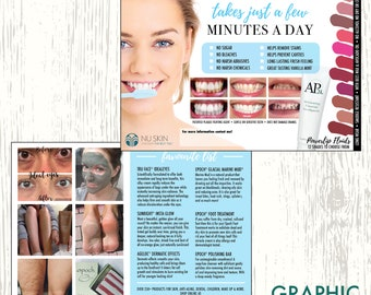 Personalized Nu Skin DIGITAL Postcards, Digital, Postcard, Nu Skin Marketing, Nu Skin Products, Nu Skin Distributor