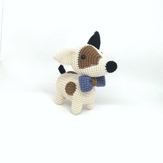 Amigurumipatterns.net - Creations - Daniel Jack Russell from ... | 570x570