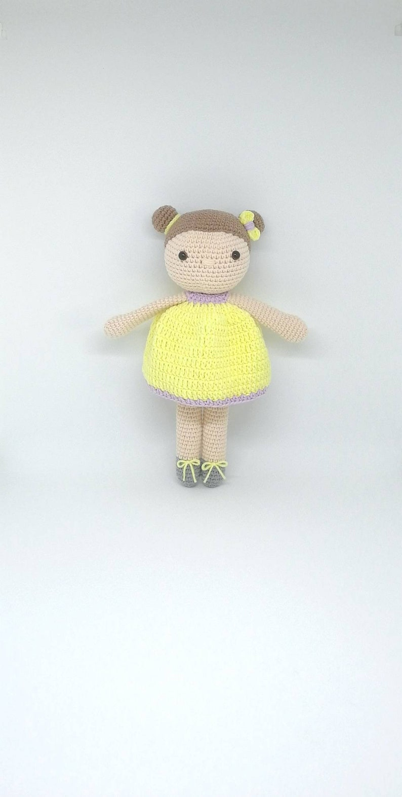 Ballerina doll amigurumi pattern - printable PDF – Amigurumi Today ... | 1572x794