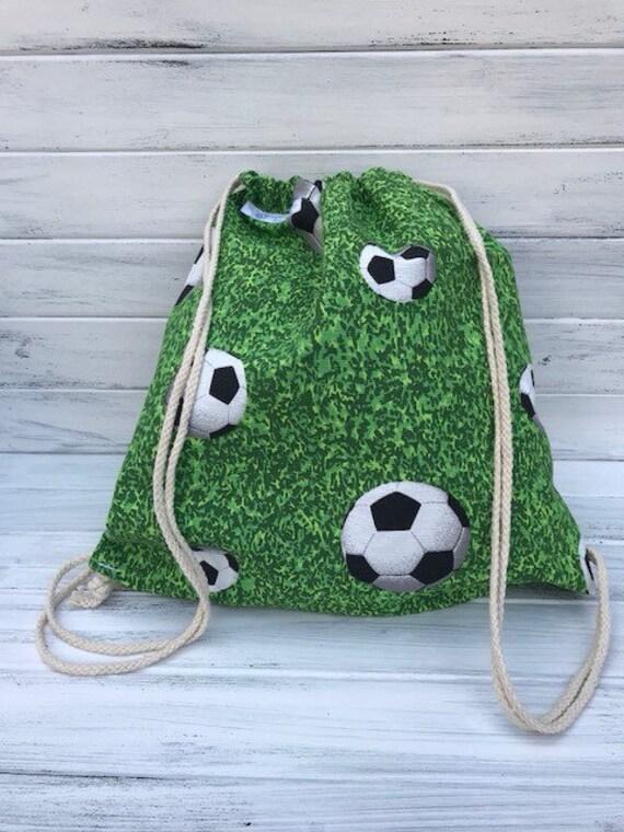 Ballons de soccer pour le sac à dos