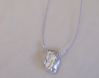 Mother of Pearl Necklace #22