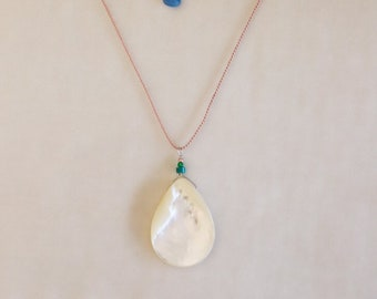 Mother of Pearl Necklace #21