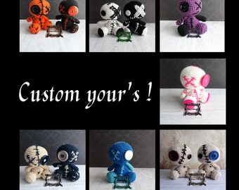 Custom Your Voodoo Doll