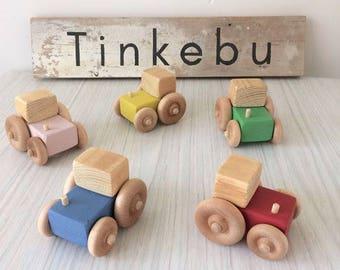 Tinkebu Tractor
