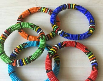 African jewelry etsy for How to make african jewelry crafts