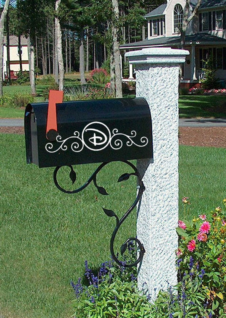 MB18 Custom PERSONALIZED mailbox sticker with YOUR ADDRESS